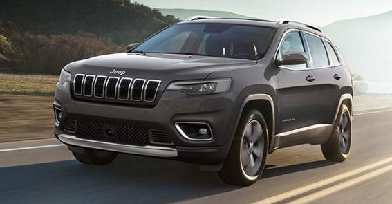 Jeep Cherokee-