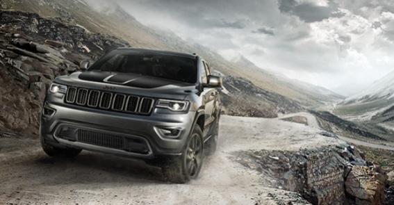 Jeep Grand Cherokee-