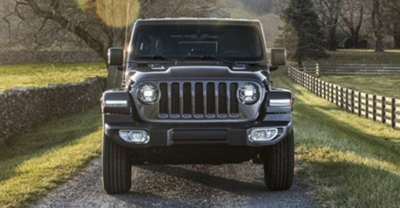 Jeep Wrangler Unlimited-