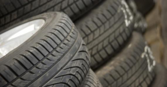 Reifeneinlagerung-