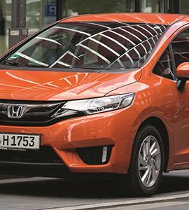Entdecken Sie jetzt unsere Honda Modelle